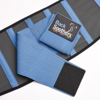 BackSoothers Super Lightweight Lumbar Lower Back Support