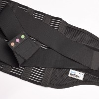 BackSoothers Ultimate BackPro+ Heavy Duty Back Brace