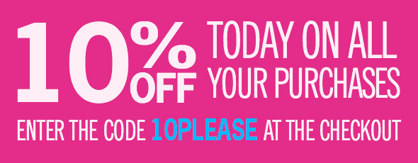 Save 10% on Your Purchases today at Back Soothers with our code 10PLEASE